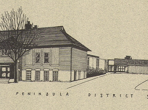 Bruce Peninsula District School