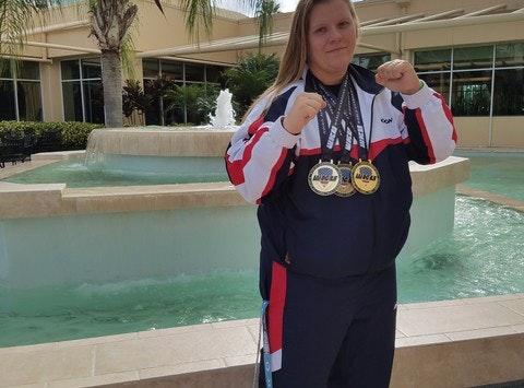 martial arts fundraising - Samantha's Martial Arts