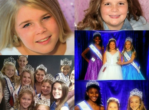 Miss Great Lakes and Miss Upper Midwest Pre-Teen