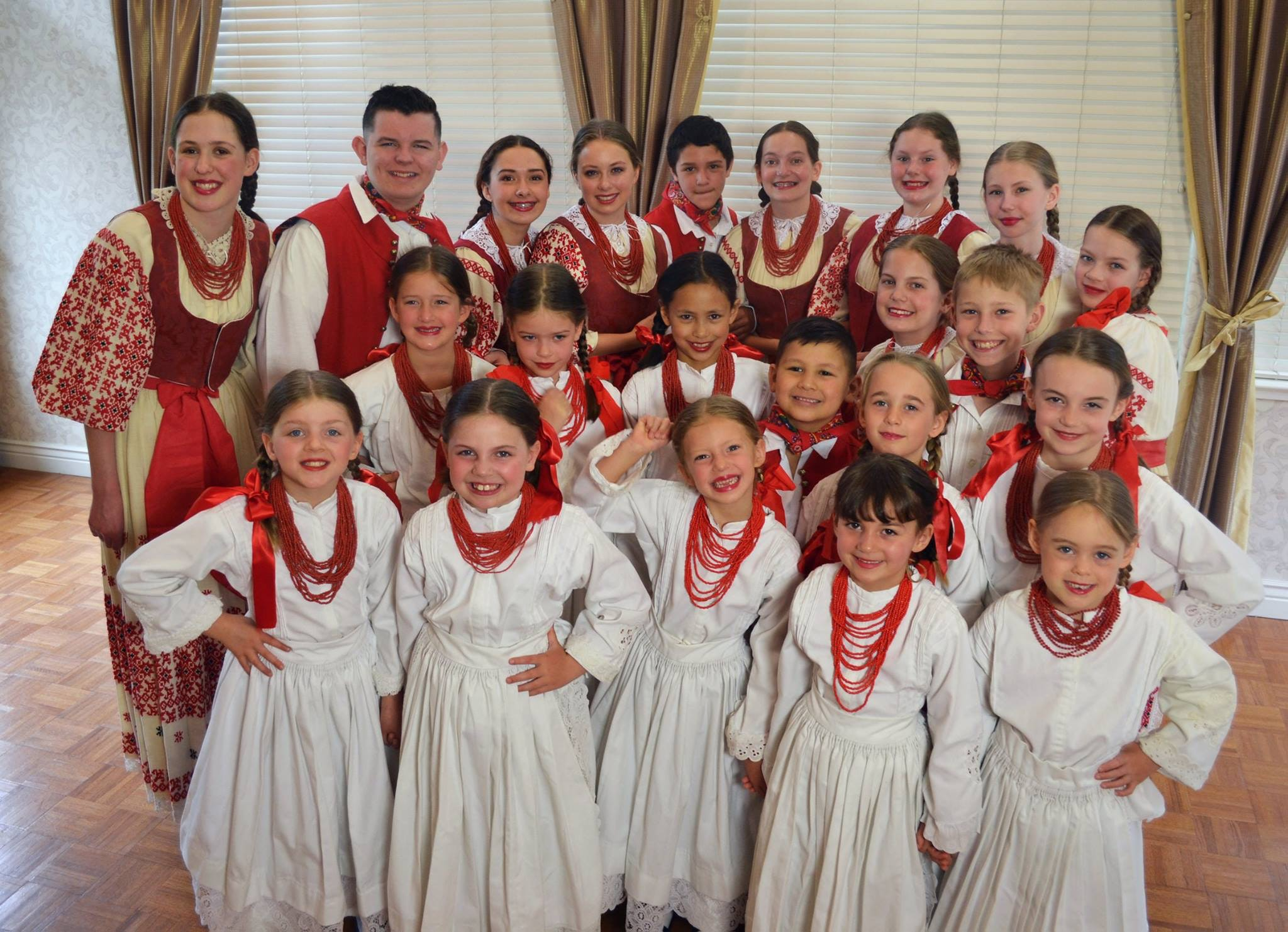 Seattle Junior Tamburitzans