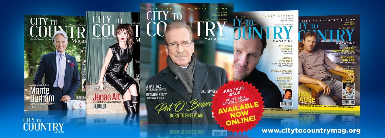 City To Country Magazine
