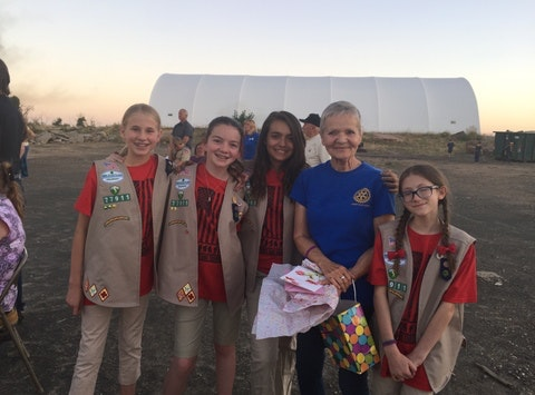 scouts fundraising - Girl Scout Troop 77911