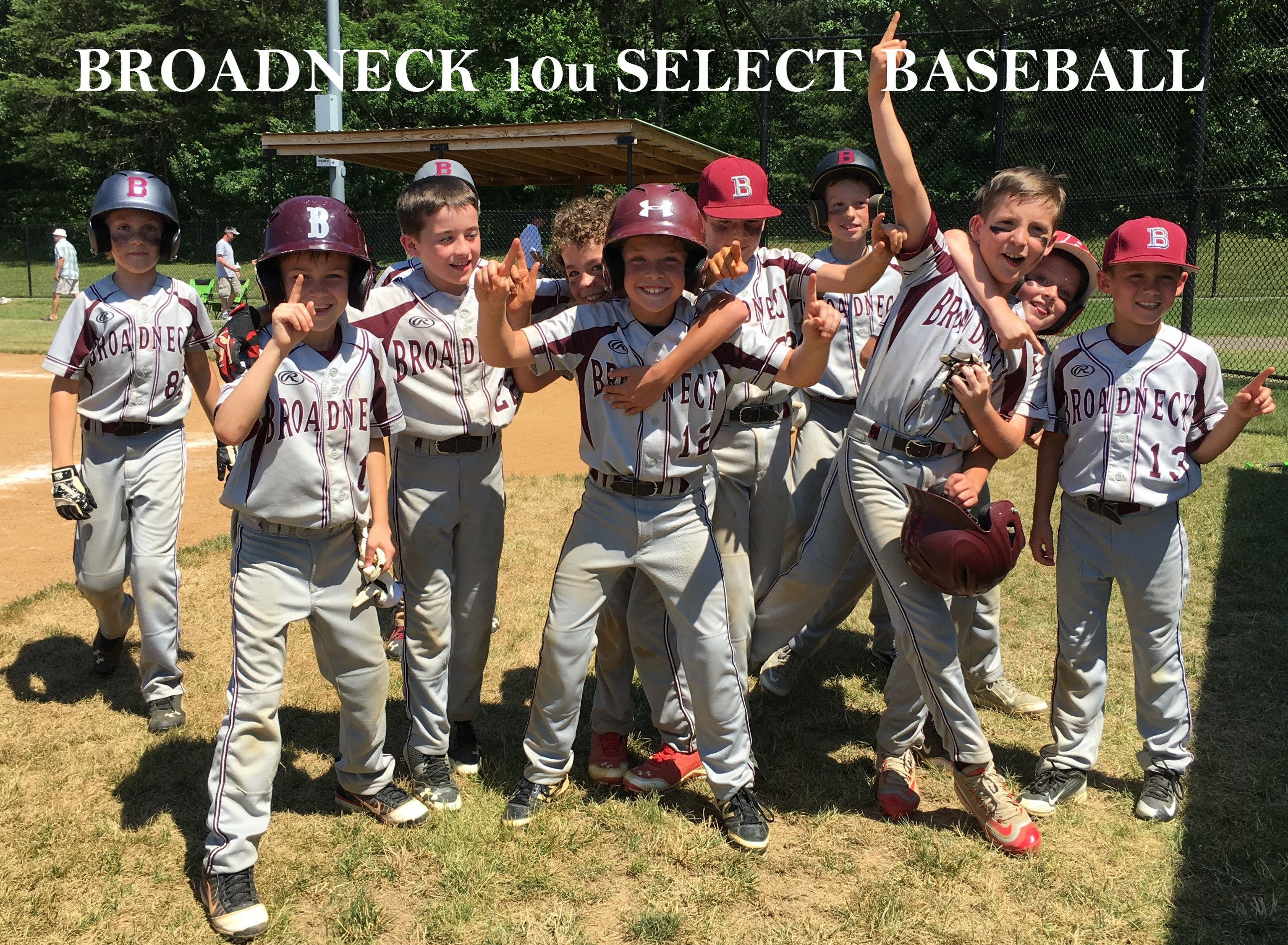 Broadneck 10u Select Baseball