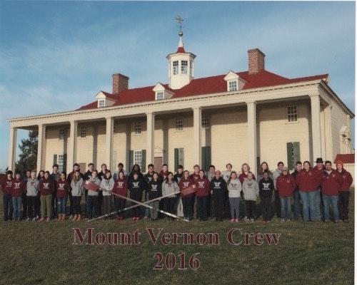 Mount Vernon Crew