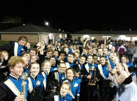 band fundraising - Greencastle-Antrim Band Boosters