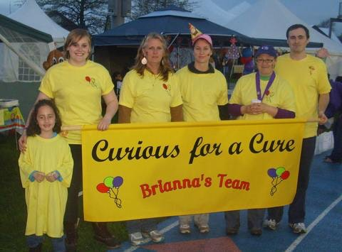 Curious for a Cure Relay for Life Team