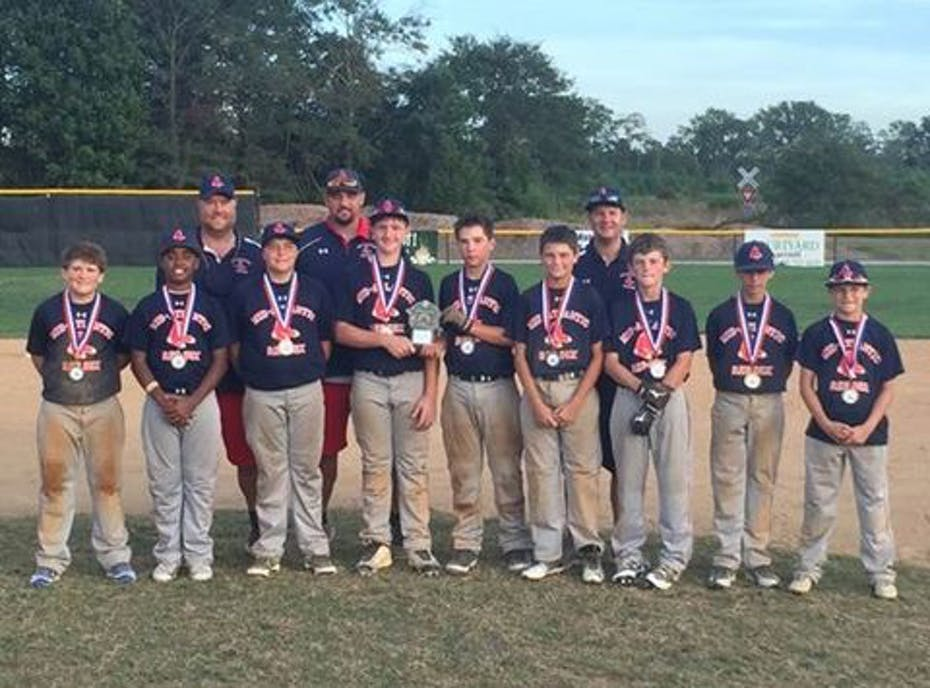 13u Mid Atlantic Red Sox