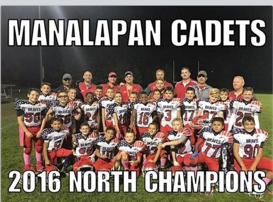 AYF MANALAPAN BRAVES CADETS