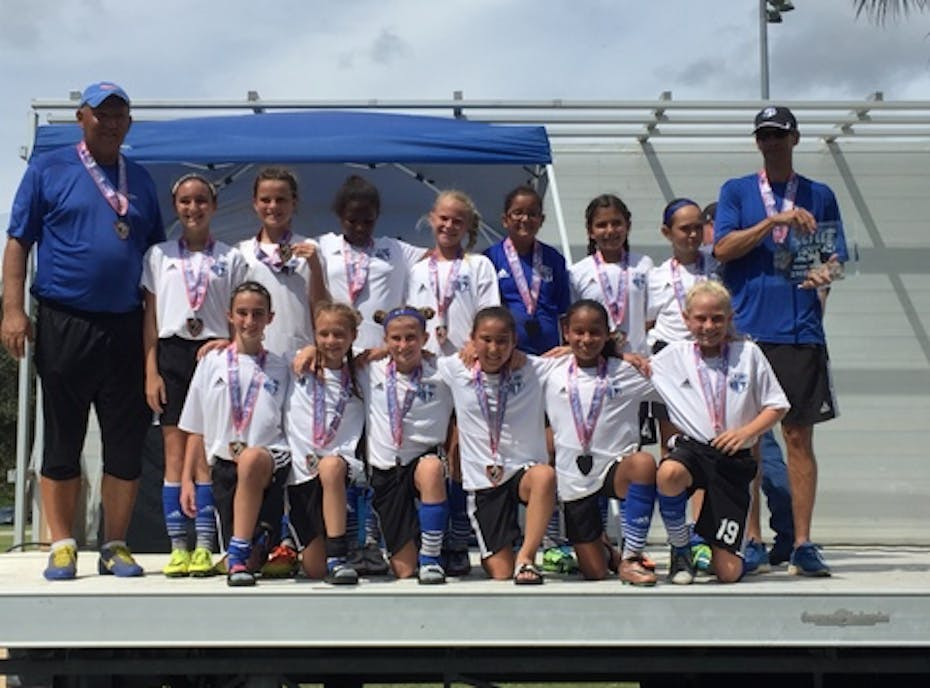 Cape Coral Cyclone Girls 2005