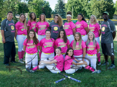 softball fundraising - Diamond Divas Fastpitch