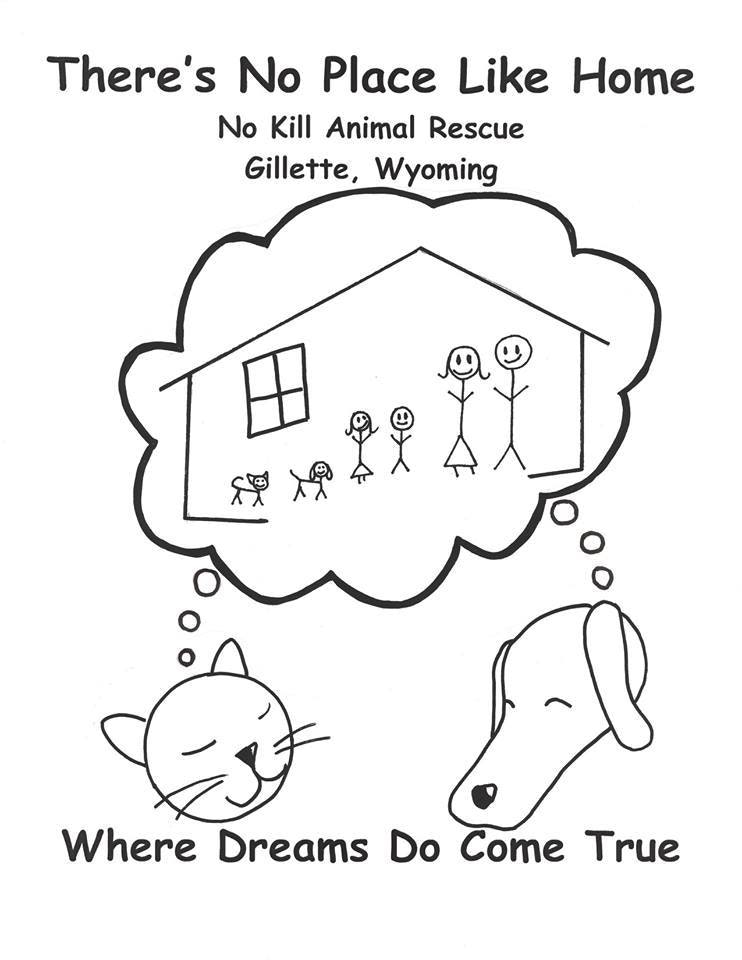 There's No Place Like Home No Kill Rescue