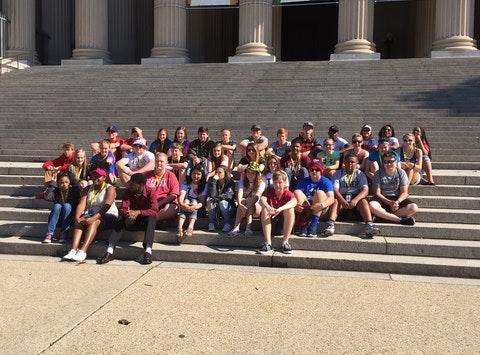 events & trips fundraising - HJH Annual Washington DC trip