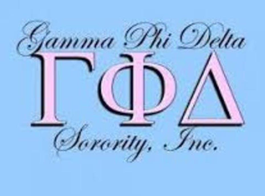 Gamma Phi Delta Sorority, INC - Eastern Region Scholarship Fundraiser