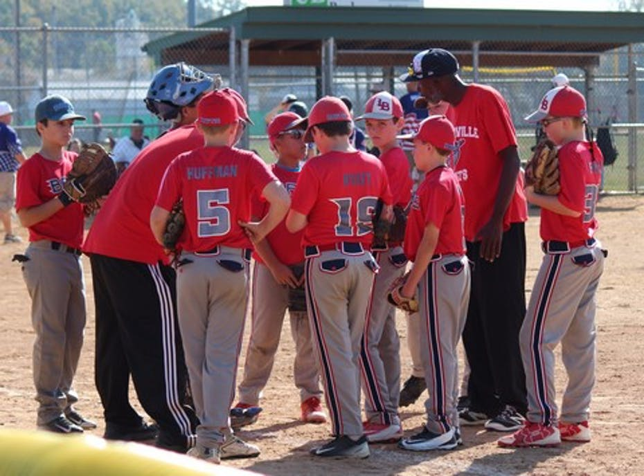 ELS Bats Black 12U to Cooperstown