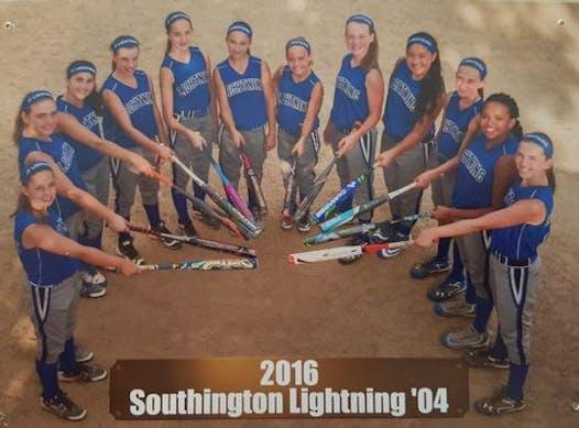 softball fundraising - Southington Lightning '04