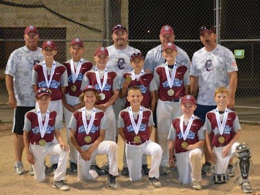 baseball fundraising - 12U Dayton Classics