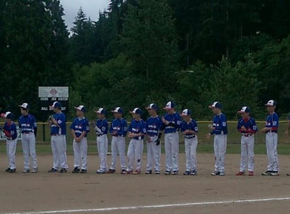 Sumner Nationals Baseball