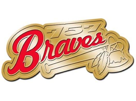 baseball fundraising - 757 Braves