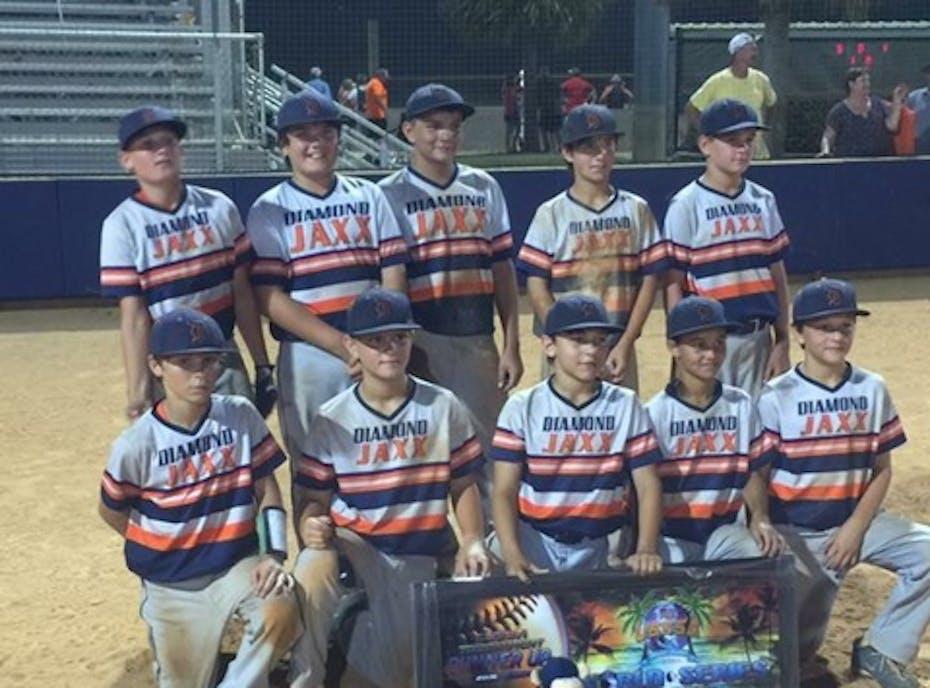 Diamond Jaxx Baseball
