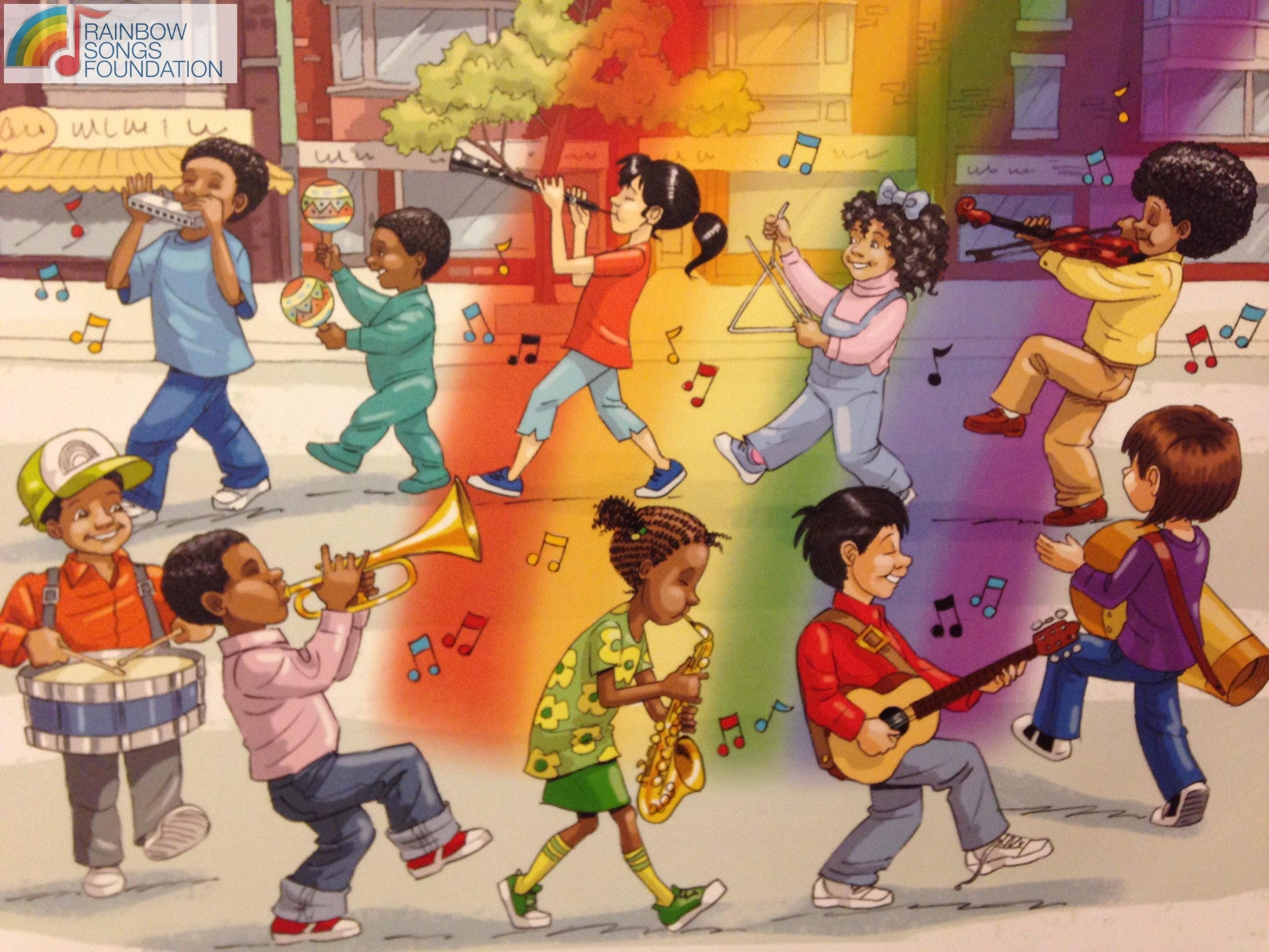 Rainbow Songs Foundation