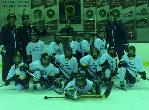 Embrun Panthers - Novice B