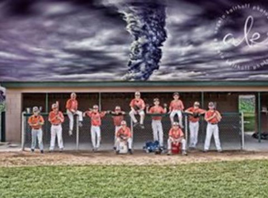 Delano 12U Coopertown Baseball Team
