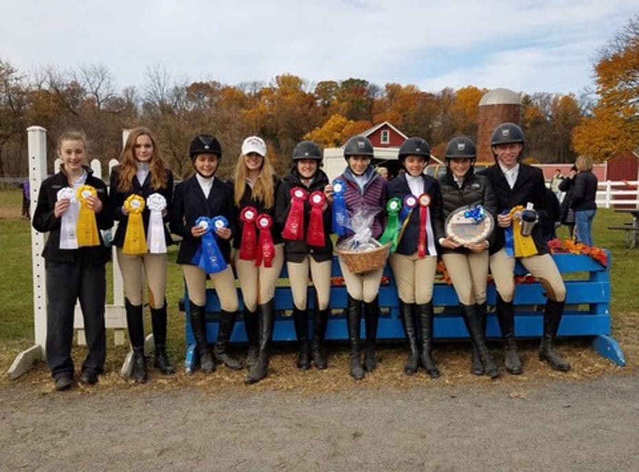 Top Notch Equestrian IEA Team