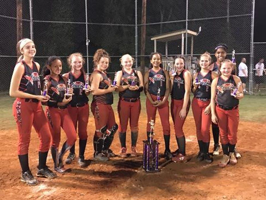 Archer Xtreme softball 14U