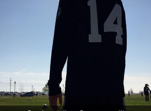 soccer fundraising - Parker and Noah Pogue