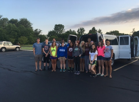 Messiah Lutheran Youth Group