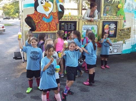 soccer fundraising - Cobras Girls U11