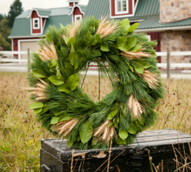 Harvest Prep: Kinley's Annual Harvest & Christmas Wreath Sales