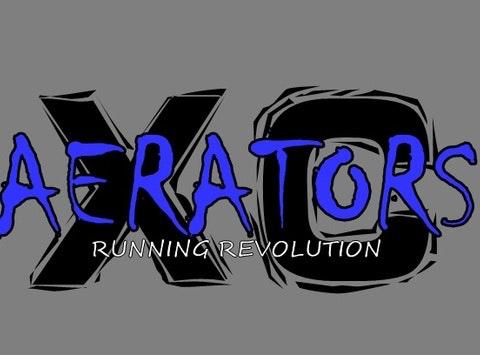 running fundraising - Aerators Running Revolution