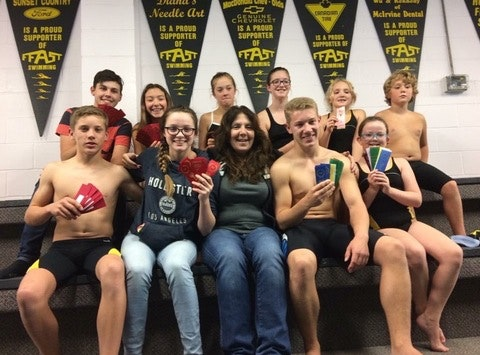 swimming fundraising - FFAST - Fort Frances Aquanaut Swim Team
