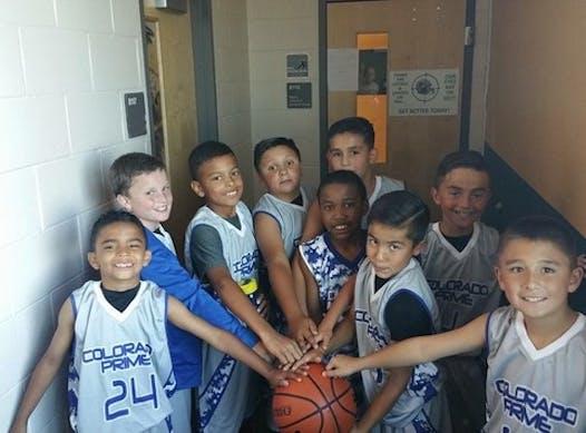 basketball fundraising - Colorado Prime