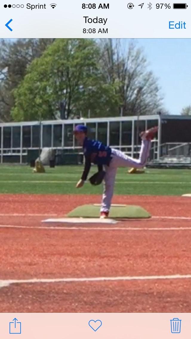 AAU Baseball 12U (Ryan)