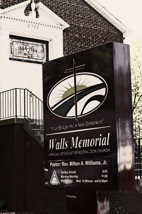 Walls Memorial AME Zion Church