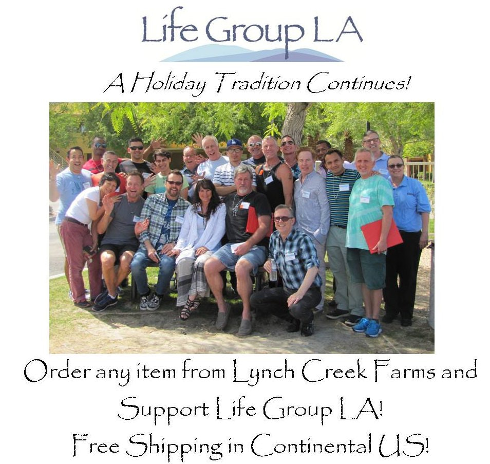 Life Group LA's Fragrant Fresh Greens & Holiday Wreath Fundraiser