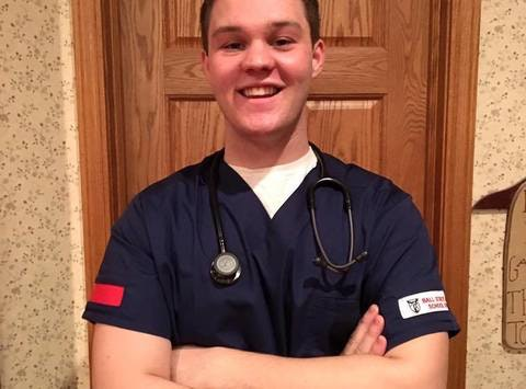 events & trips fundraising - Tyler Hostetler - International Medical Aid Volunteer
