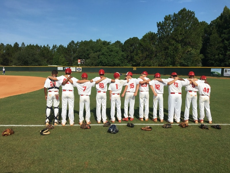 Atlantic Beach Suns 12U