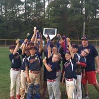 Stafford Warriors Baseball Team 11U