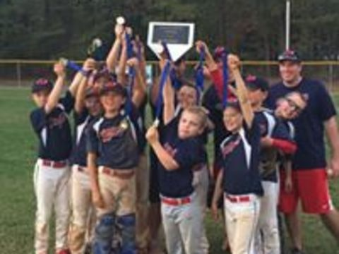 Stafford Warriors Baseball Team 11U