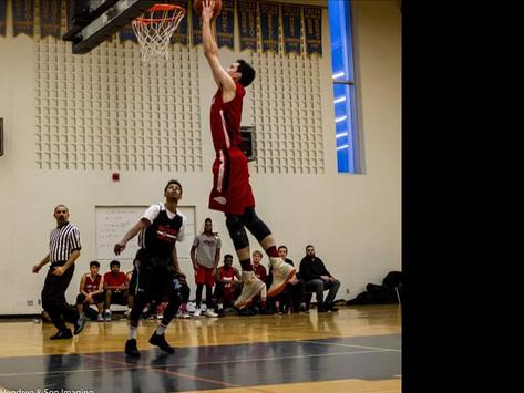 basketball fundraising - Maccabi Canada (Yaakob Bendayan)