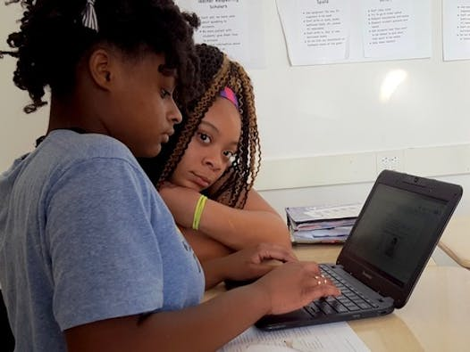library & technology resources fundraising - St. Louis College Prep
