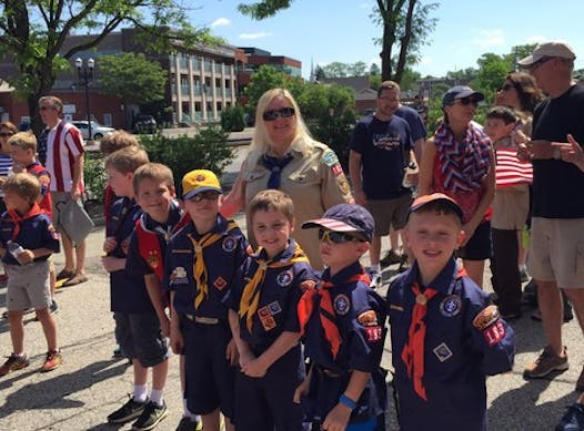 scouts fundraising - Cub Scout Pack 183