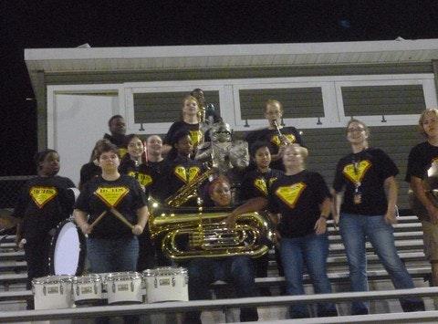 music fundraising - Buckingham County Music Club