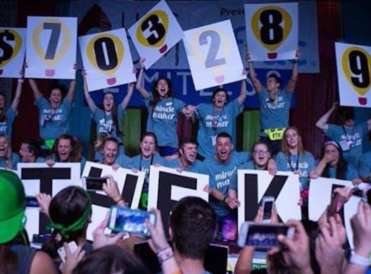 dance-a-thon fundraising - USC Dance Marathon Alumni