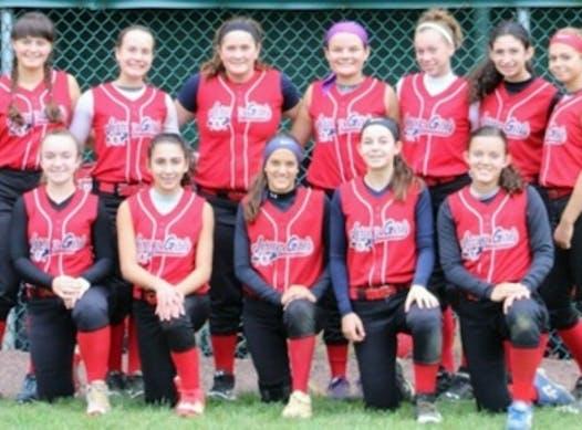 softball fundraising - Jersey Girls Fastpitch 14U Red