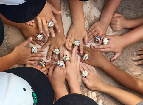 baseball fundraising - Amarillo Dragons 8U Baseball
