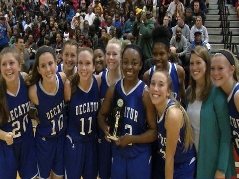 Stephen Decatur Girls Basketball